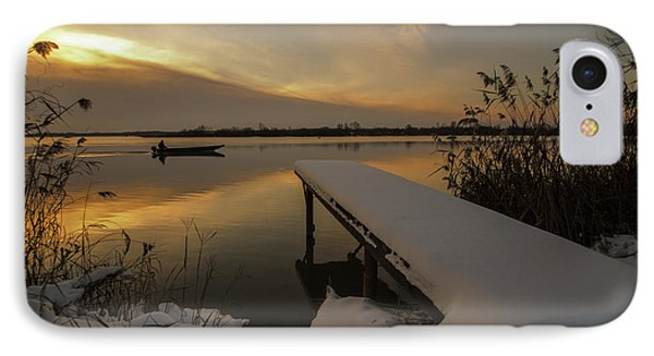 Peaceful Morning  IPhone Case by Davorin Mance