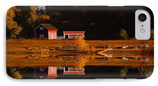 Peaceful Morning IPhone Case by Steven Reed