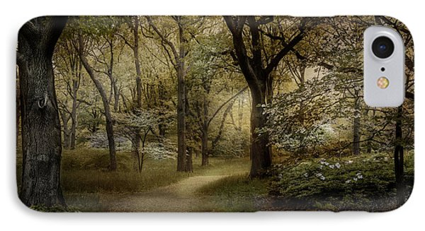 IPhone Case featuring the photograph Peaceful Passage by Robin-Lee Vieira