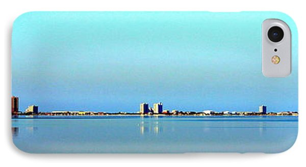 Peaceful Pensacola Beach IPhone Case by Faith Williams