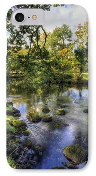 Peaceful River IPhone Case by Ian Mitchell