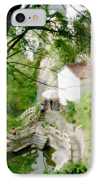 Peaceful Spot In China IPhone Case