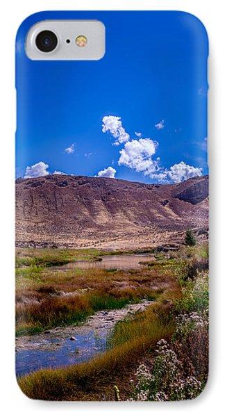 Peaceful Valley II IPhone Case