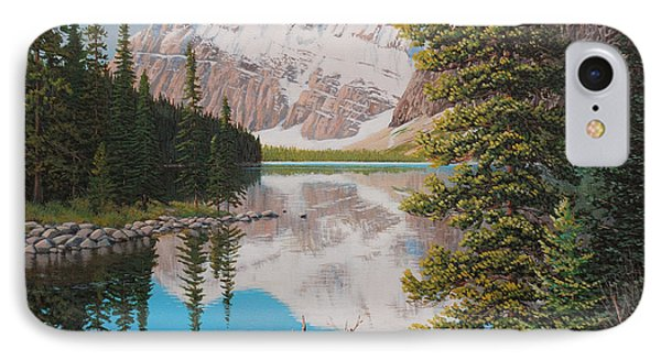 Peaceful Waters IPhone Case
