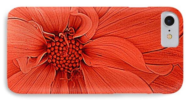Peach Blossom Phone Case by Dora Sofia Caputo Photographic Design and Fine Art
