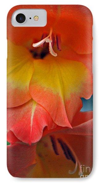 Peach Glads  IPhone Case