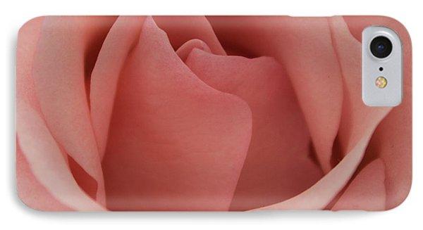 Peach Rose Phone Case by Arlene Carmel