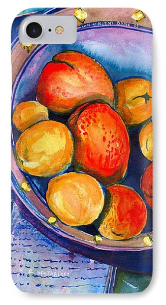 Peaches Phone Case by Ion vincent DAnu