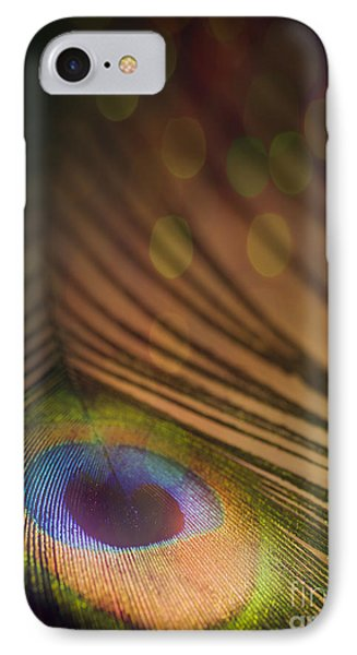 Peacock Party IPhone Case