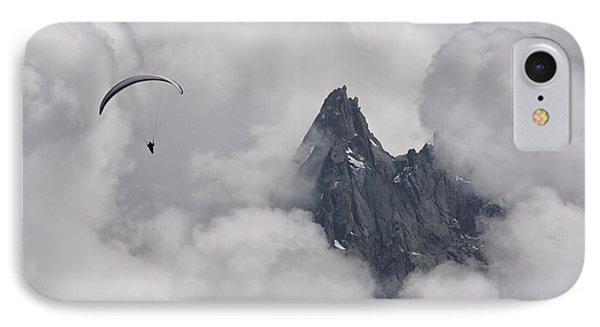 Peak Glide IPhone Case by Wade Aiken