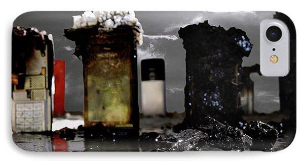Peak Oil IPhone Case