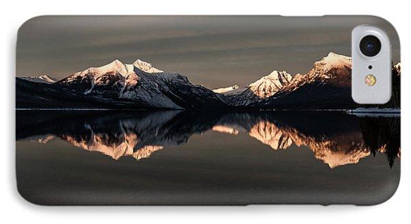 Peaks IPhone Case by Aaron Aldrich