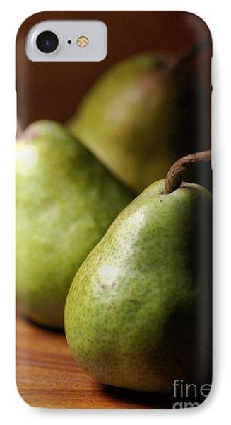 Pear Delight Phone Case by Joy Watson