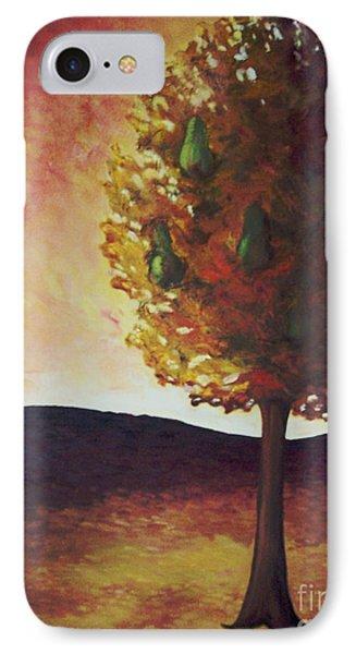 Pear Tree Phone Case by Samantha Black