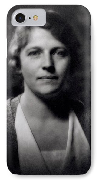 Pearl Buck 1892-1973 IPhone Case