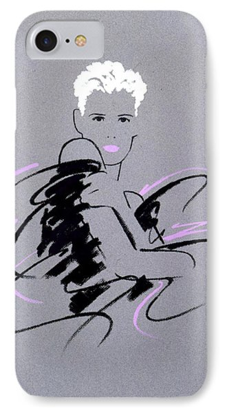 Pearl Phone Case by Giannelli
