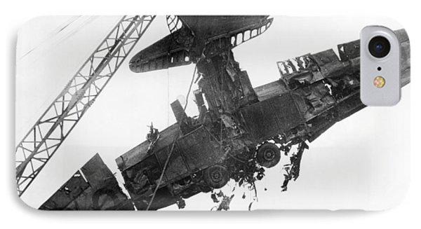Pearl Harbor Plane Salvaged IPhone Case