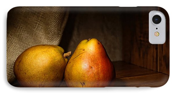 Pears Phone Case by Olivier Le Queinec