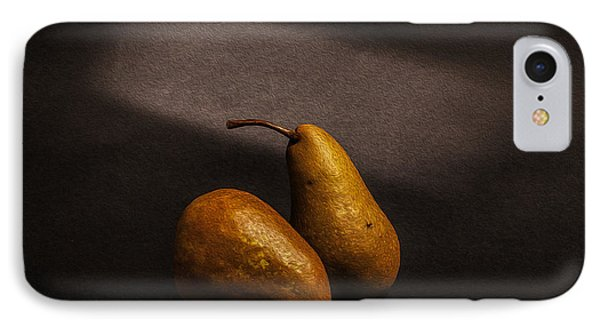 Pears IPhone Case by Peter Tellone