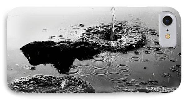 Pebble Splash Phone Case by David Stewart