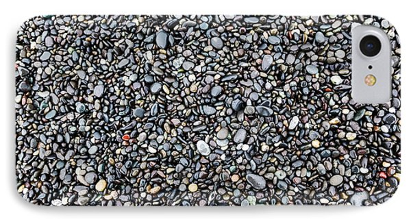 IPhone Case featuring the photograph Pebbles by Charles Lupica