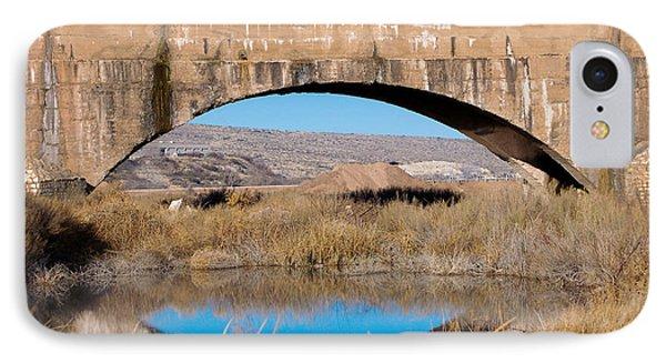 Pecos River Flume IPhone Case