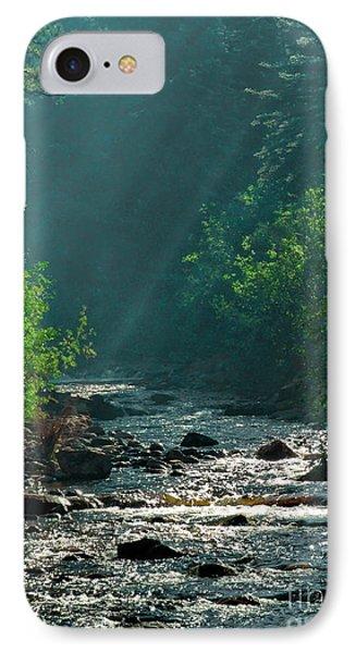 Pecos River Spring IPhone Case