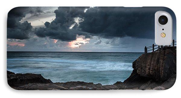 Pedra Que Bole IPhone Case by Edgar Laureano