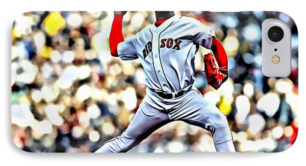 Pedro Martinez IPhone Case