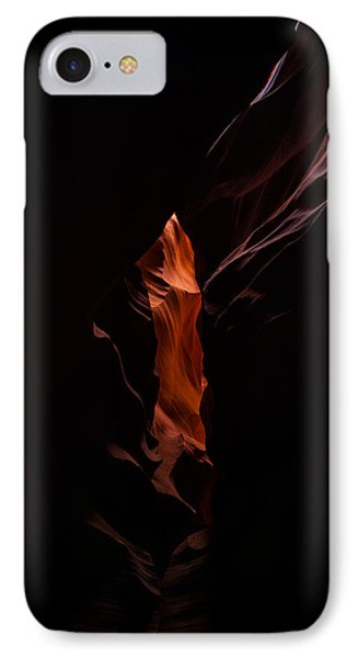 Peeping Through Phone Case by Bill Cantey