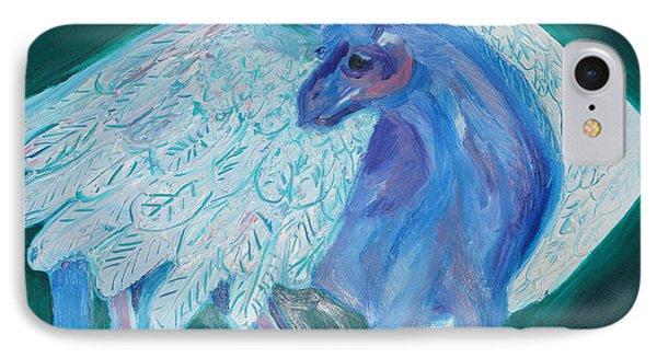 Pegasus IPhone Case by Cassandra Buckley