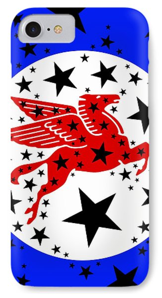 Pegasus Phone Case by Russell Pierce