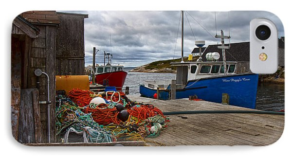Peggy's Cove 18 IPhone Case