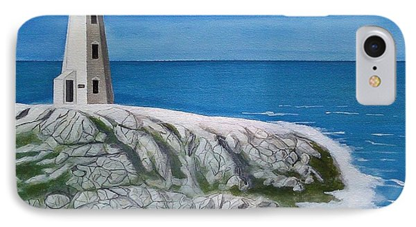 Peggy's Cove Phone Case by John Lyes