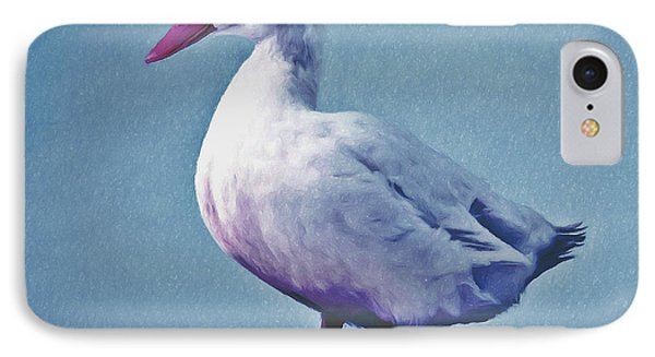 Pekin Ducks 2 IPhone Case by Lanjee Chee