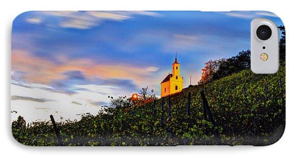 Pekrska Gorca Hill IPhone Case by Ivan Slosar