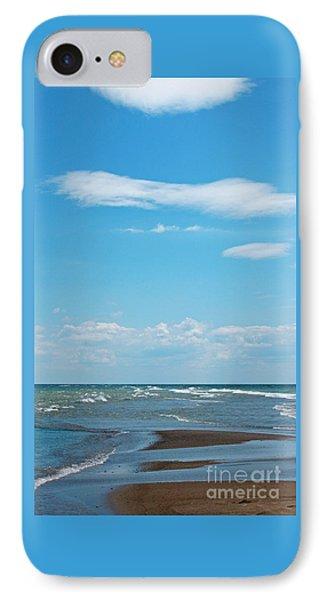 Pelee IPhone Case by Ann Horn