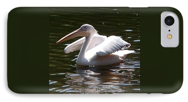 Pelican And Friend IPhone 7 Case