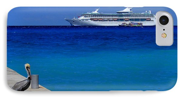 Pelican Blues Cruise IPhone Case