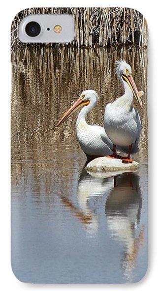 Pelican Deuce Phone Case by Diane Alexander