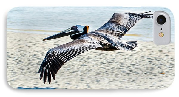 Pelican Flying IPhone Case