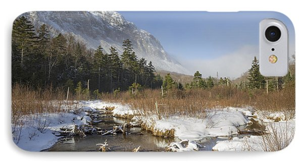 Pemi Trail - Franconia Notch State Park New Hampshire IPhone Case