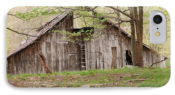 Pendleton County Barn IPhone Case by Randy Bodkins