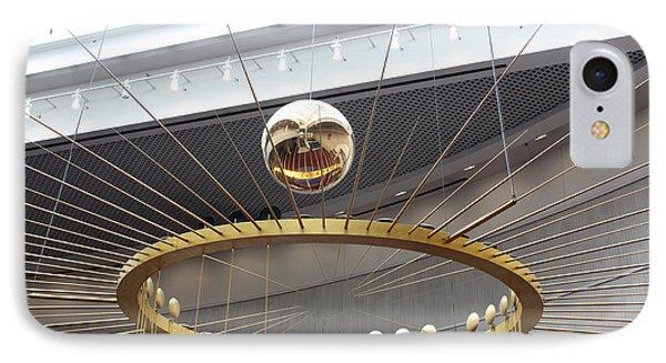 Pendulum Sways Phone Case by David Bearden