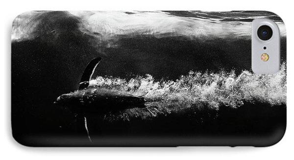Penguin iPhone 7 Case - Penguin Shot by Semir Catovic