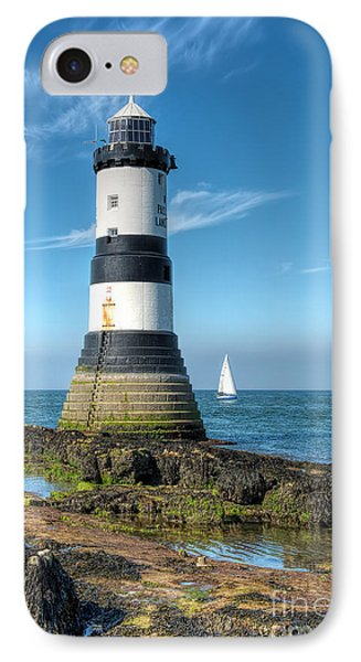 Penmon Point Sailing IPhone Case
