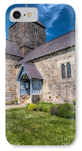 Penmon Priory Phone Case by Adrian Evans