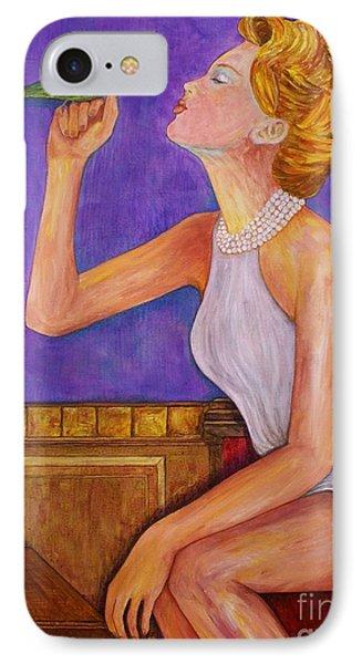 Penney Lane Phone Case by Jane Chesnut