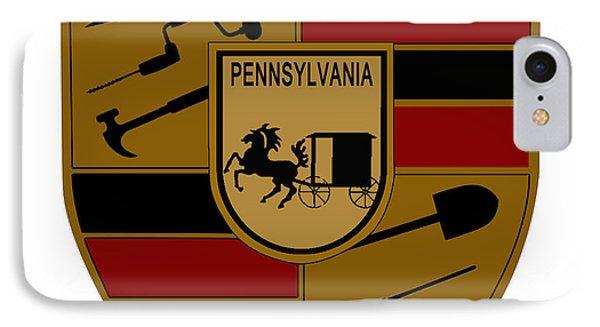 Pennsylvania Phone Case by Gabe Arroyo