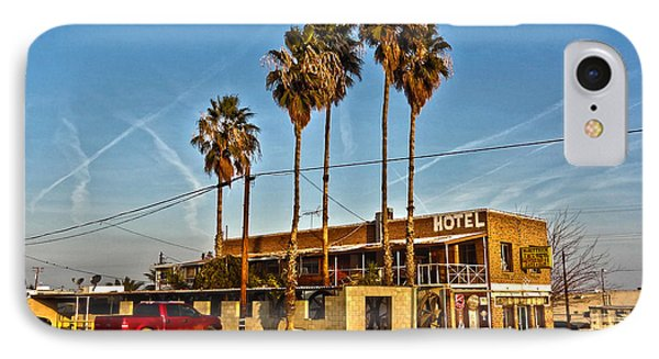 Penny Bar Mckittrick California IPhone Case by Lanita Williams